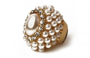 Contemporary look ring