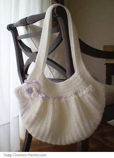 medium stringed bag for evening dress