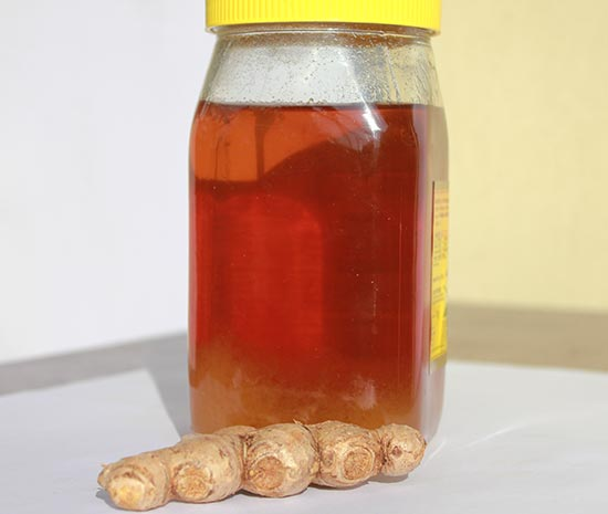 ginger-and-honey-for cough and cold remedy