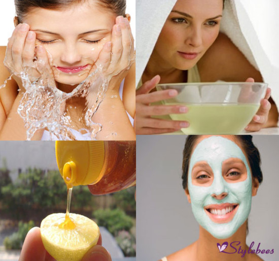 get rid your face of blackheads with this routine