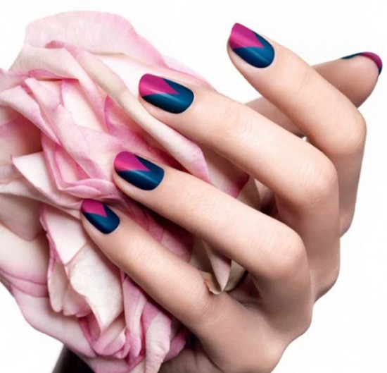 17 colorful and easy nail art designs for summers stylebees colorful and easy nail art designs for this summer prinsesfo Image collections