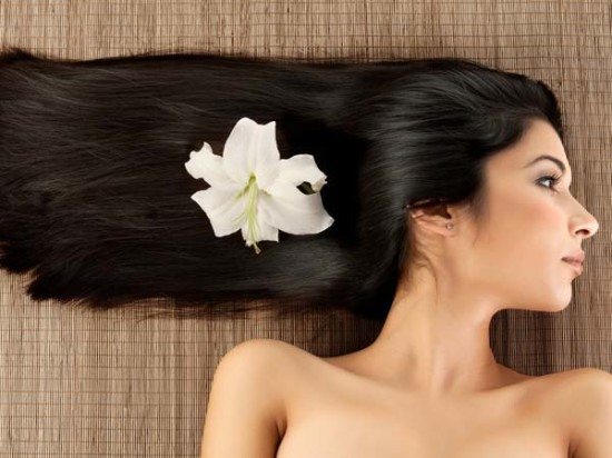 have healthy hair growth