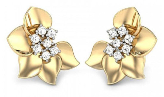 flower-shape-stud-for-long-face cut