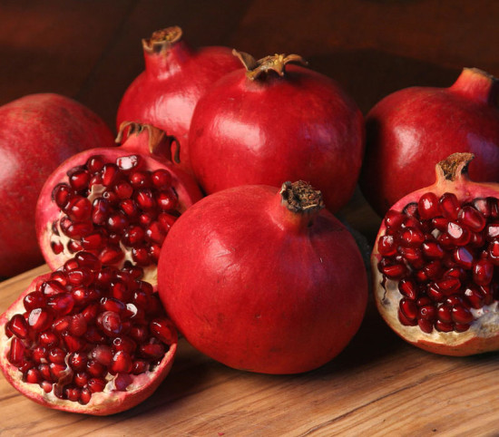 pomegranate for hemoglobin