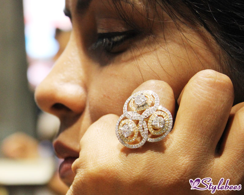 Tanishq Diamond Jewelry Rings and Pendants About Fashion