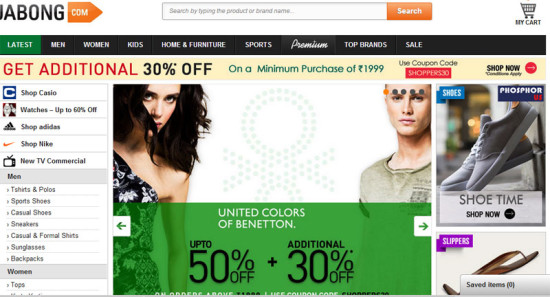 Jabong-online-shopping-india