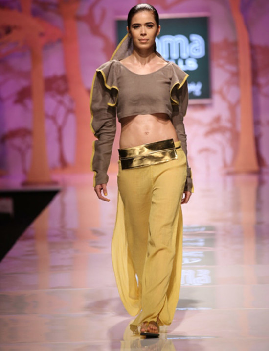 fiama-di-wills-wendell-rodrick in wills india fashion week ss14