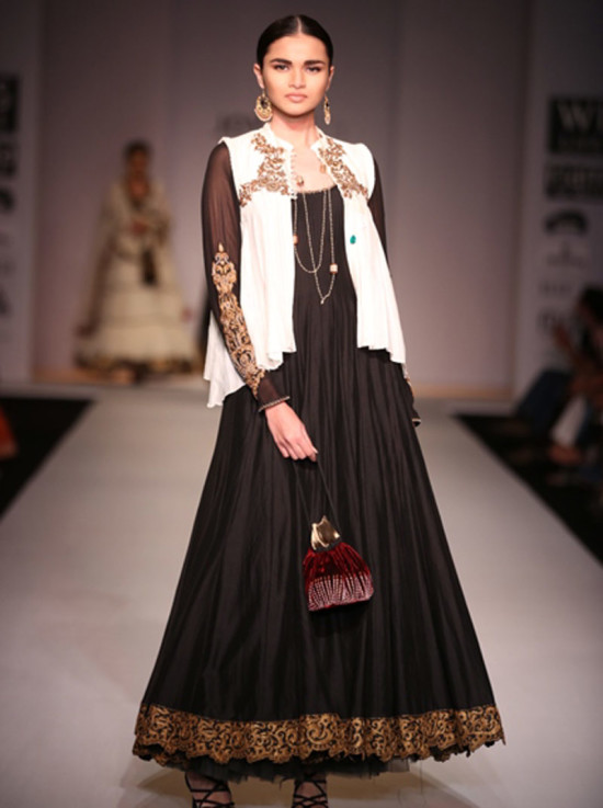 joy-mitra in will india fashion week ss14