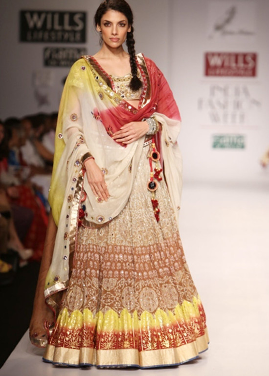 poonam-dubey-in will india fashion week ss14