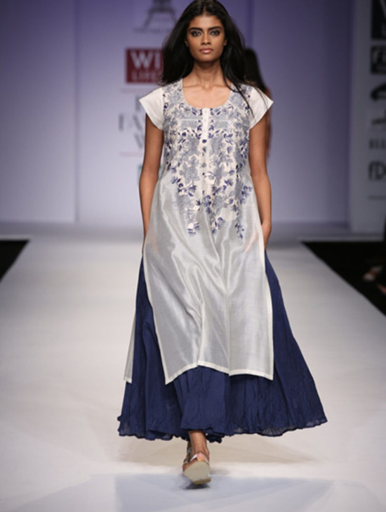 prama-by-pratima-pandey in wills india fashion week ss14