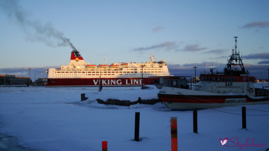 Viking Line cruise Finland to Sweden