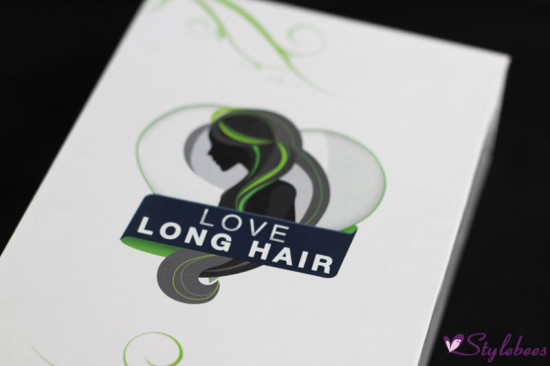 Love Long Hair blind test sample