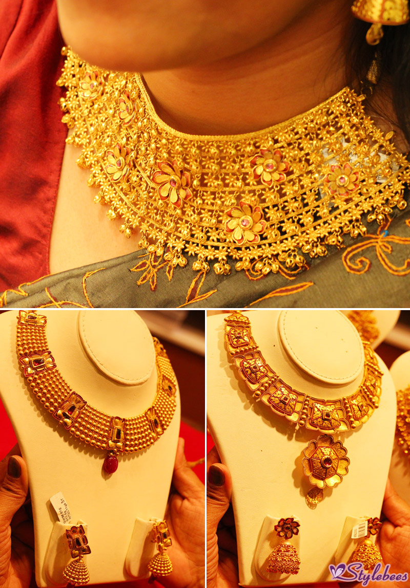 Loved Scintillating Collection at Kalyan Jewellers - Stylebees.com