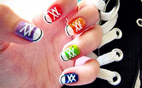 Easy kid nail designs gallery nail art and nail design ideas kids nail art designs choice image nail art and nail design ideas easy kids nail designs prinsesfo Images
