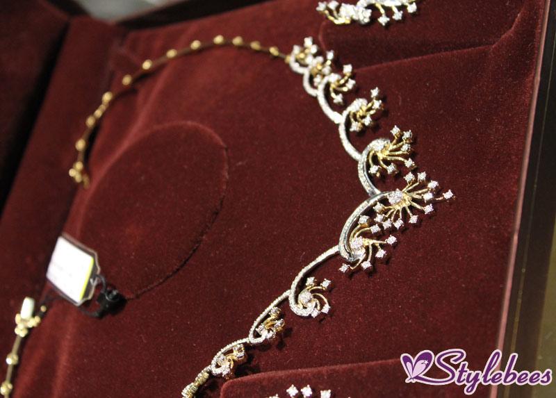 Tanishq Diamond Inara Collection