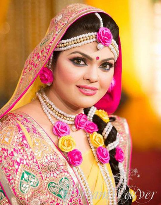 Wedding Flower Jewerly